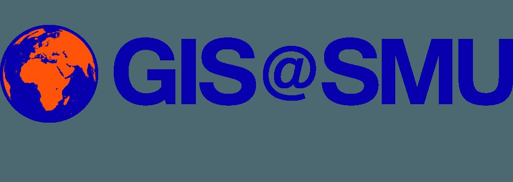 GIS@SMU logo