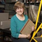 Joan Gosnell, SMU Archivist