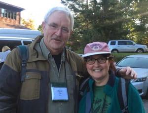 David Pilz and Lisa Grubisha at NAMA 2017