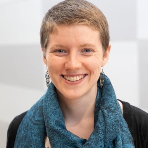 UWGB Sustainability Coordinator Daniela Beall