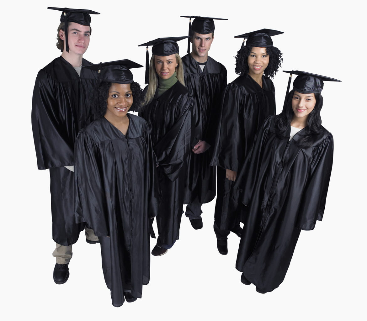 UW-Green Bay Sustainability » Blog Archive » Graduation Gowns Go Green