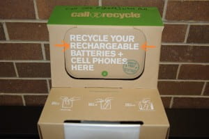 uw green bay sustainability blog archive recycle your rechargable batteries and old cell phones. Black Bedroom Furniture Sets. Home Design Ideas