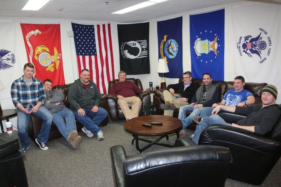 UW-Green Bay Veteran's Center