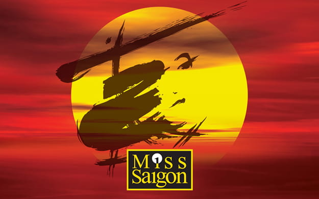 Logo for Miss Saigon