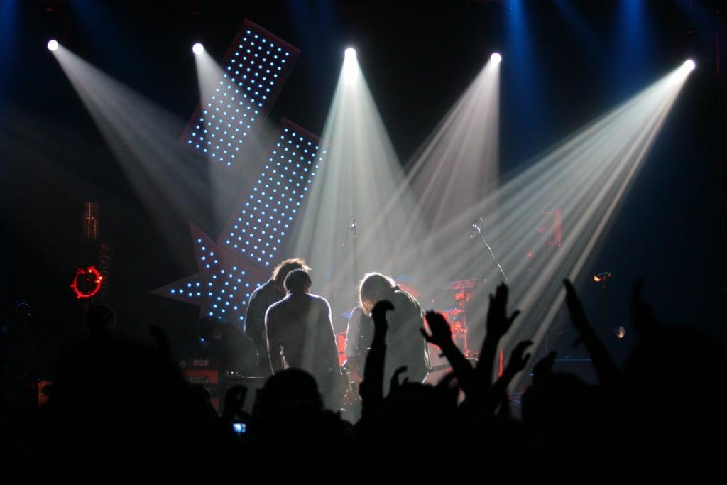 Switchfoot Concert 07-11-107
