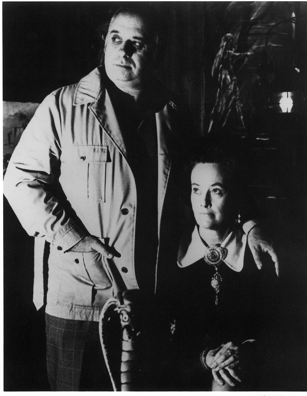 Ed and Lorraine Warren, ghost hunters