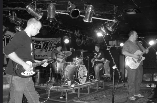Daisy Head Mazy band