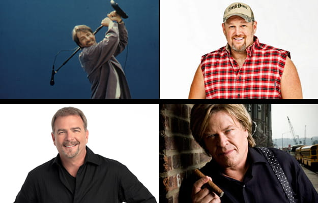 Jeff Foxworthy, Larry the Cable Guy, Ron White, Bill Engvall