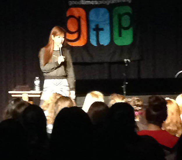 MTV's Girl Code Live  October 9, 2014