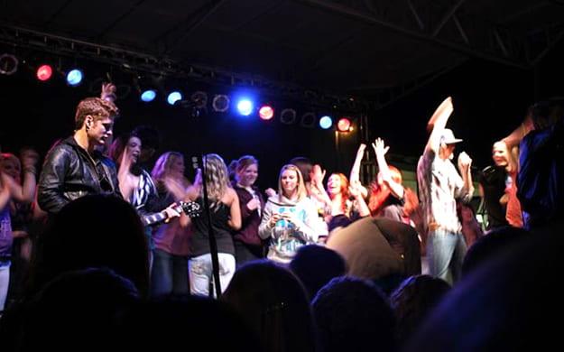 Hot Chelle Rae  September 5, 2011