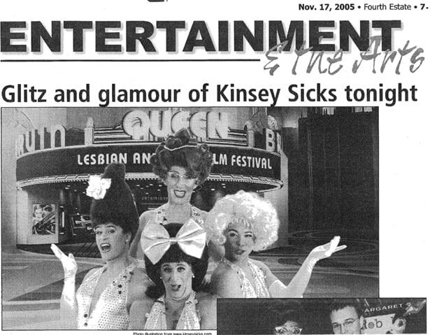 Kinzey Sicks 2005