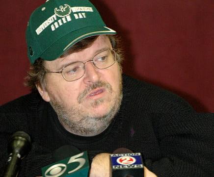 Michael Moore 2004