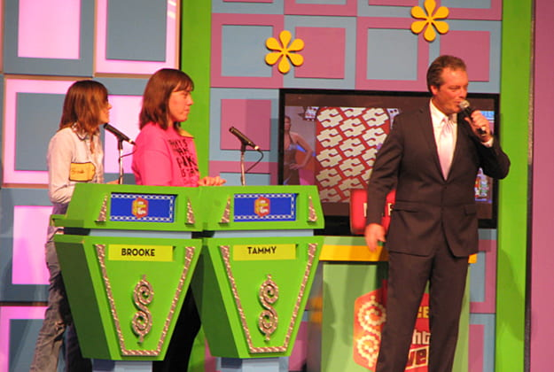 The Price is Right  December 10, 2011