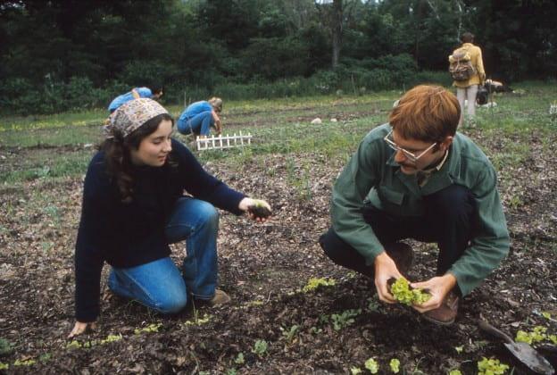 Campus Garden 1973