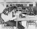 Library in Instructional Resources Building