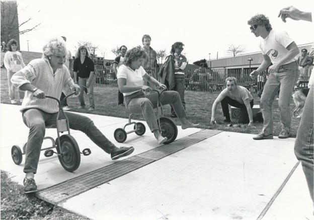 1980s Spring Screamer