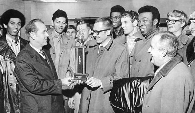 UWGB Men's Basketball c.1960s