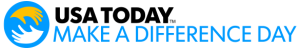 Logo: USA Today Make a Difference Day