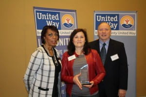 vandenhouten 3-18 United Way Community Imapact Award