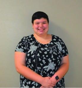 Kayla Plucinski - Student of the Week 11-5-18