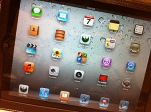 Check out an iPad from Cofrin Library!