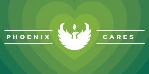 Phoenix Cares Logo