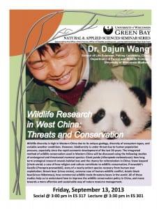 Dr. Dajun Wang