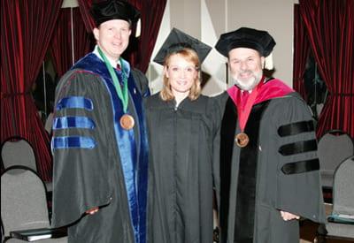 Phil Clampitt, Laura Hollingsworth, Tim Meyer