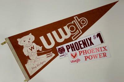 UWGB pennant