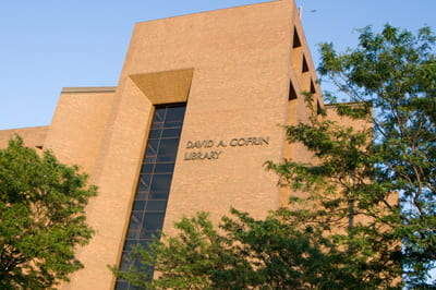 David A. Cofrin Library, UW-Green Bay