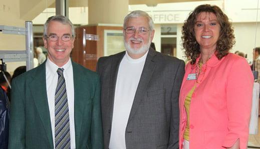Hinckleys receive the Chancellor's Award