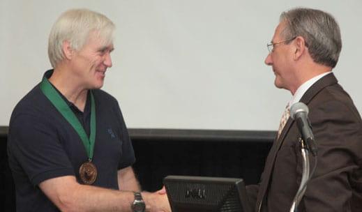 Robert Howe, Johnson Professorship