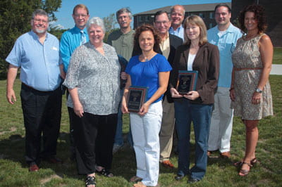 UW-Green Bay honors outstanding faculty, staff with 2012 Founders Awards