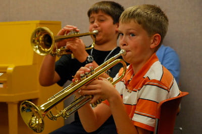 UW-Green Bay summer music camps
