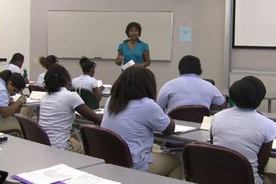 The Phoenix Scholar Institute for African American Girls