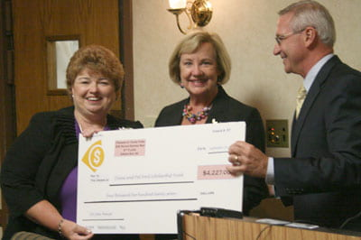 Diane Ford, UW-Green Bay student scholarship fund