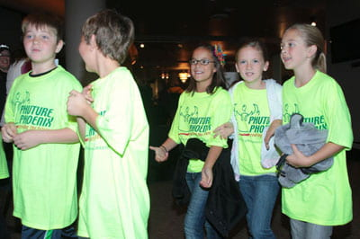Ten years, 11,000 smiles: Phuture Phoenix marks a decade of inspiring kids