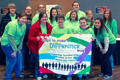 Steps to Make a Difference Walk