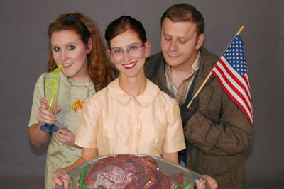 Get ready to romp with UW-Green Bay Theatre's 'rauschenbergamerica'