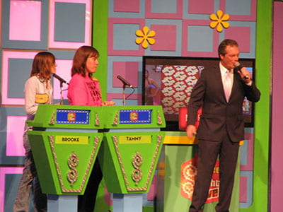 Come on down! 'Price is Right' a win for GTP, Weidner
