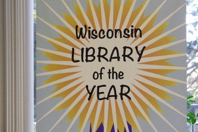 Cofrin Library, Wisconsin Library of the Year