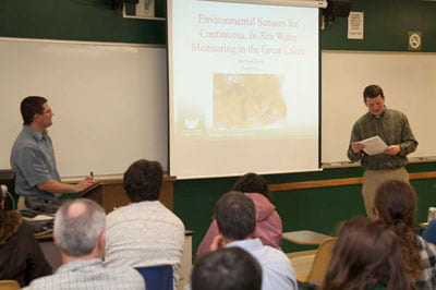 NAS Seminar Series engages campus scientific community