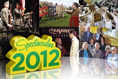 Spectacular 2012, UW-Green Bay celebrates