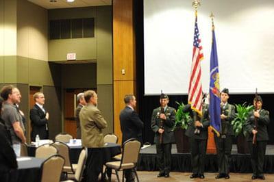 Veteran Reception