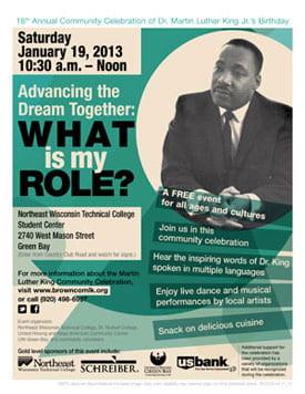 Martin Luther King Community Celebration