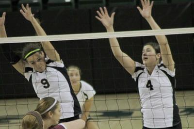 Monica Anderson, UW-Green Bay women's volleyball