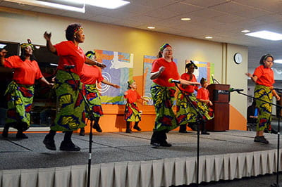 Community, UW-Green Bay celebrate life, legacy of Dr. Martin Luther King, Jr.