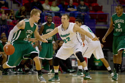 Daniel Turner, UW-Green Bay men's basketball