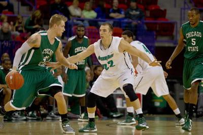 Daniel Turner, UW-Green Bay men's basketball