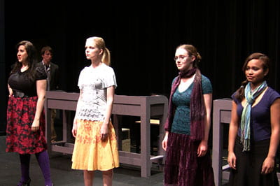 UW-Green Bay Theatre presents 'These Shining Lives'